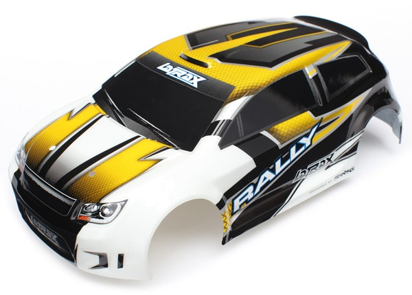 1:16 - 1:18 Body Latrax Rally yellow
