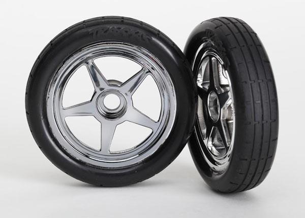 Traxxas Funny Car Hotrod Dragster Front Reifen