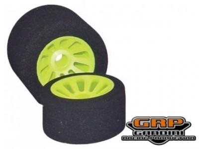 1:8 GRP Foam Tyre Medium