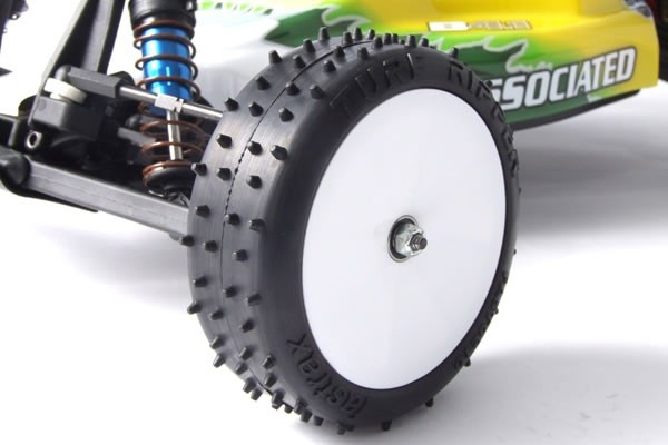 1:10 TURF RIPPER 4WD FRONT TYRE - T1 COMPOUND