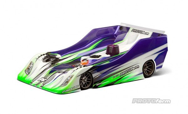 Protoform 1:8 Karosserie On Road R15B Lexan Body