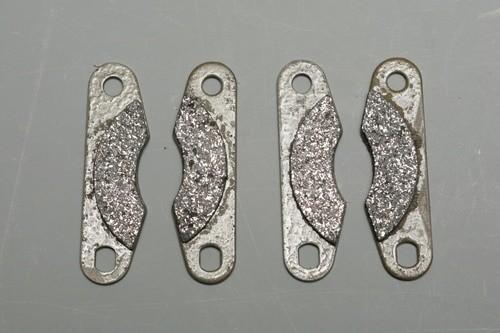 Brake Pad 4pcs: X8, X8T