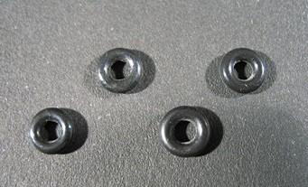 O-Ring 3 x 7mm HBX MB6 HSP Tamiya 9805240 4 Stück