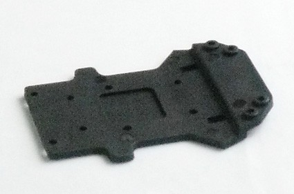 FTX VANTAGE CHASSIS FRONT PART