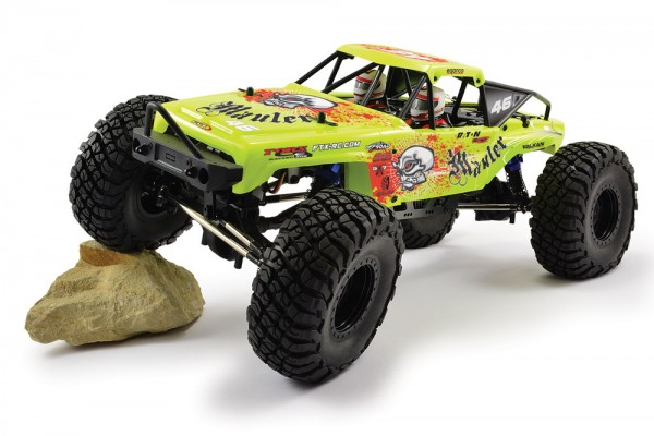 1:10 FTX MAULER 4X4 ROCK CRAWLER BRUSHED - READY-TO-RUN FTX5575Y