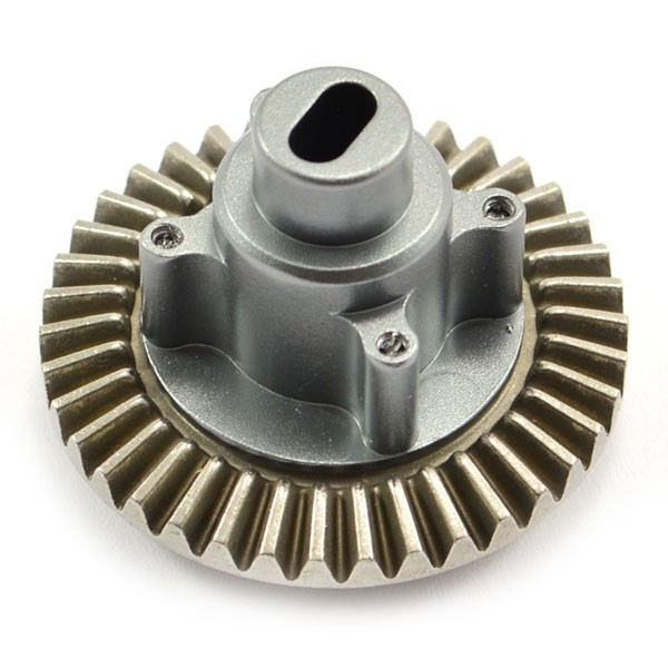 FTX MAULER ALUMINIUM 38T RING GEAR AND DIFF BLOCK