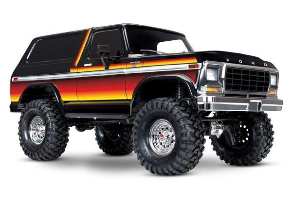Traxxas TRX-4 Bronco Crawler Sunset