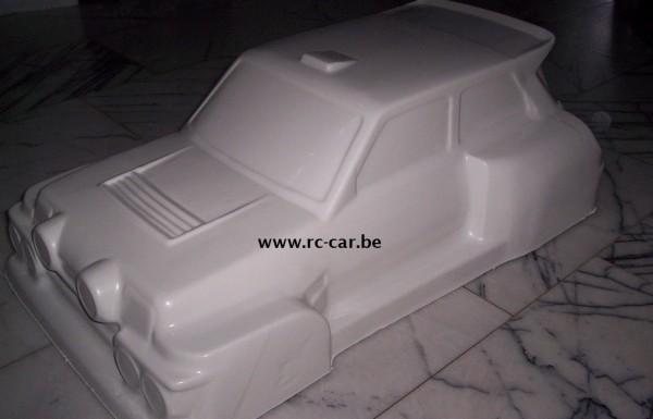 1:5 1:6 Body Turbo 5R für Fg Marder Carson Attack Smartech