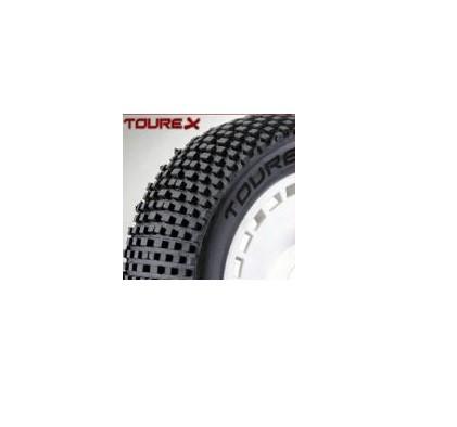 1:8 Buggy Race Reifen + Foam TYRE X200 Syntrack