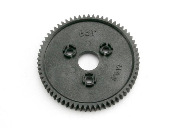 Spur gear, 65-tooth (0.8 metric pitch), TRX3960