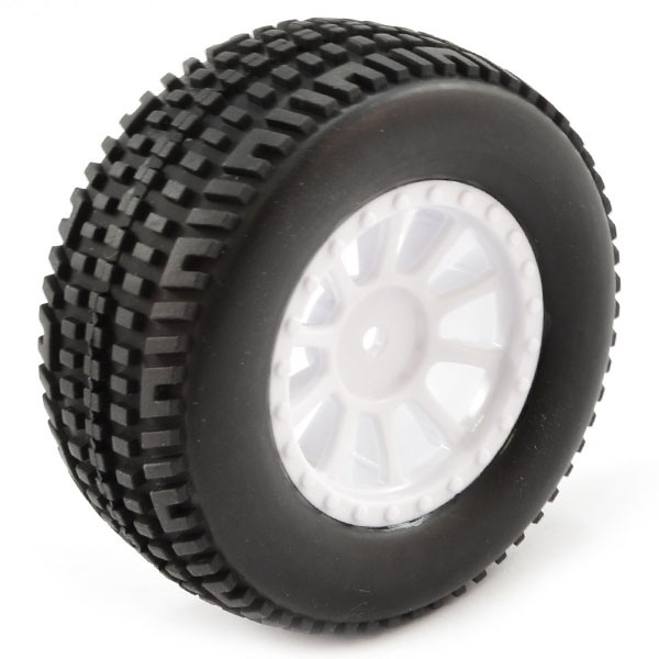 FTX HOOLIGAN RALLY WHEEL/TYRES