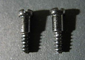 Step Tapping Screw 3*14mm ( 10Pcs.) Tamiya 50582 +TT01+TT02+ MA2