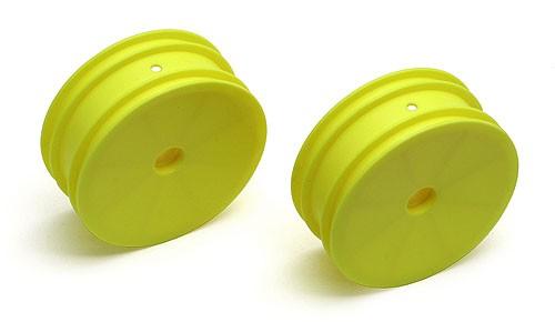 B4 Front Wheel, 2.2 yellow / vordere Felge gelb