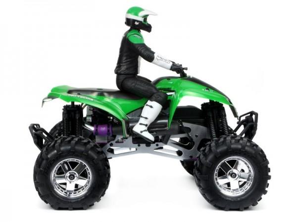 1:10 Body KAWASAKI KFX 700 MONSTER ATV for SAVAGE