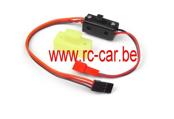 Xray Batterie cable with Switch