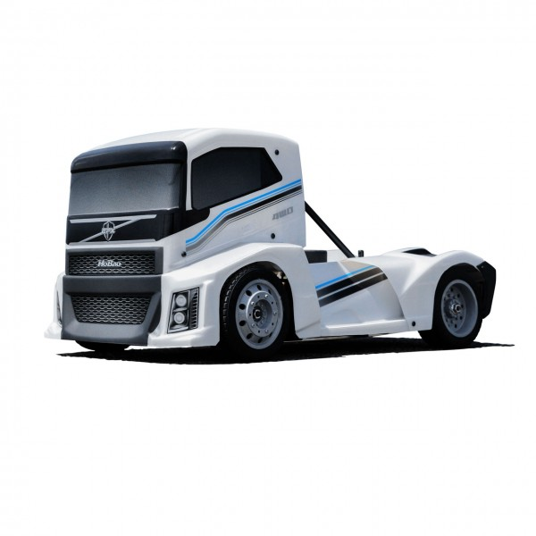 1:10 Hobao Hyper EPX Semi Truck On-Road ARR white Body