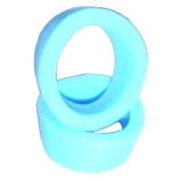 1:10 Impact Blue Foam Inserts pair 26mm
