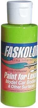 FASKOLOR FASFLUORESCENT GREEN ( 60ml )