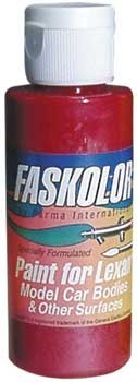 FASKOLOR FASESCENT CANDY RED ( 60ml )