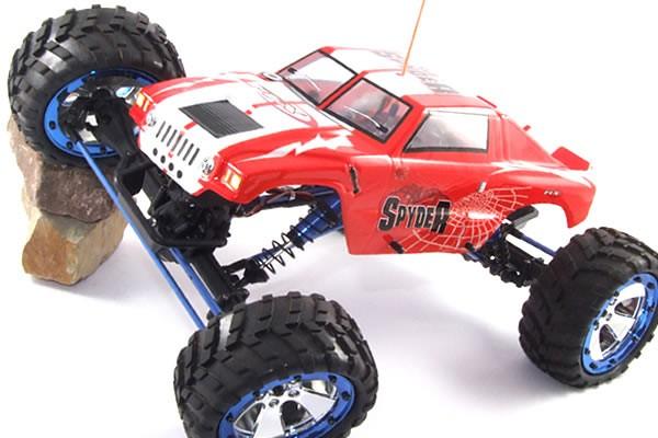 FTX SPYDER 1/10 SUPER CRAWLER