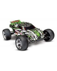 Traxxas Rustler XL-5 TQ (incl battery/charger), Green