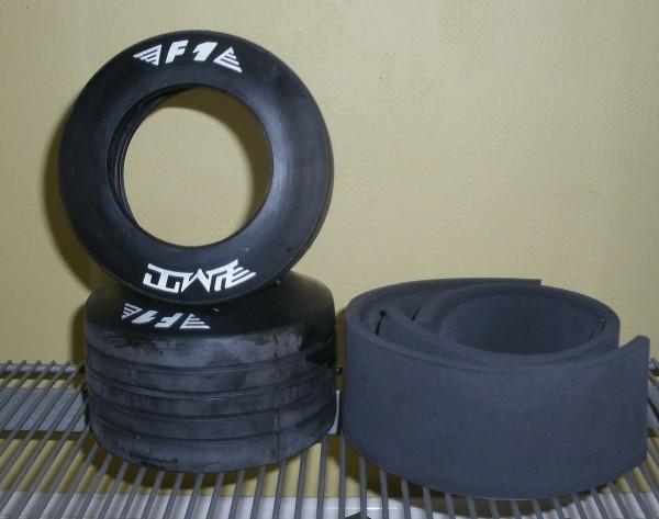Formel 1 Reifen / large 80mm