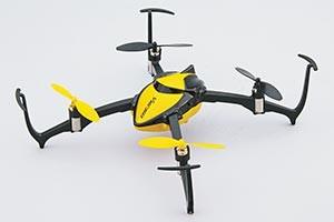 Dromida Verso Quadrocopter RTF - Gelb