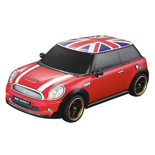 1:10 Body New Mini Cooper- S ( clear+ decals)