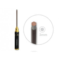 High Performance Tools - 3.0mm Hex Driver