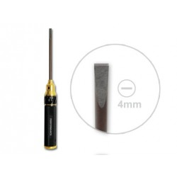 High Performance Tools - 4.0mm Flat Screwdriver
