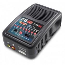 SkyRC Ladegerät e8 AC LiPo 2-8s 1-6A 100W