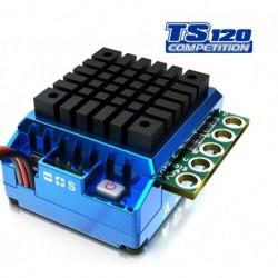 Fahrtenregler Toro TS120A für 1/10 2-3s LiPo 3.5Turn Limit