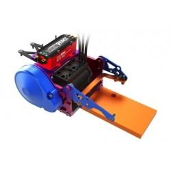 Motor Kühlkörper mit Ventilator 55mm für 1/5 Elektromotoren