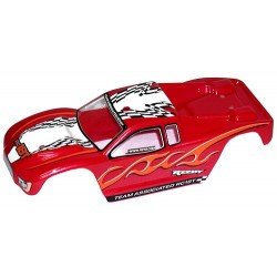 RC18T PAINTED BODY RED