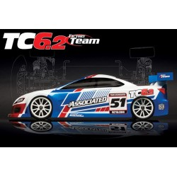 TEAM ASSOCIATED TC6.2 FACTORY