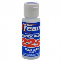 SILICONE SHOCK OIL 22.5WT
