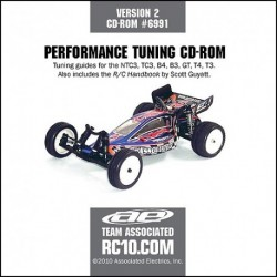 AE PERFORMANCE TUNING CD (for
