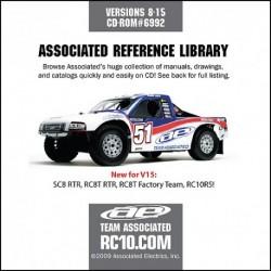 AE CD REF. LIBRARY CD. catalog