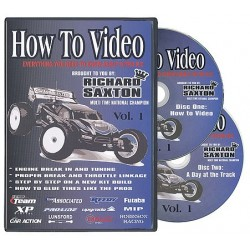 RICHARD SAXTONS 'HOW TO' DVD