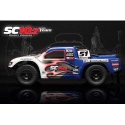 TEAM ASSOCIATED SC10.2 FACTORY