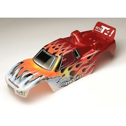 T4 RS RTR PRINTED BODYSHELL