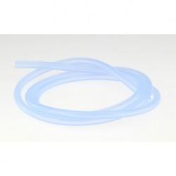 Silikon Spritschlauch 1m (Blau)