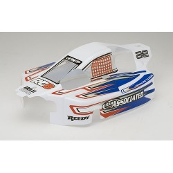 RC8 RS BODYSHELL WHITE
