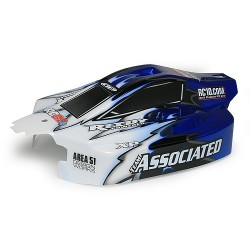 RC8.2e RTR BODYSHELL BLUE