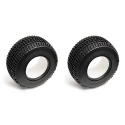 SC10 TYRES W/INSERTS