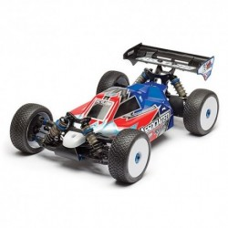 RC8B3e PRO-LINE BODY (CLEAR