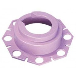 Damper Stand on Pop Can, Purple