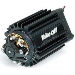 Motor Kühlstand Schwarz