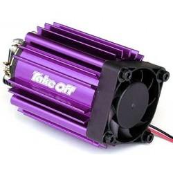 Motor Kühlstand Purple