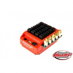 Team Corally - Cerix S12 R 1-2S Esc For Sensored And Sensorless Motors, Turbo Timing Mode, Bec, 120A
